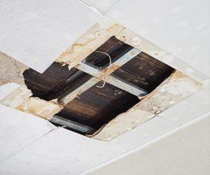 collapse damage1 300x250 Property Claims Sinkhole Collapse Damage
