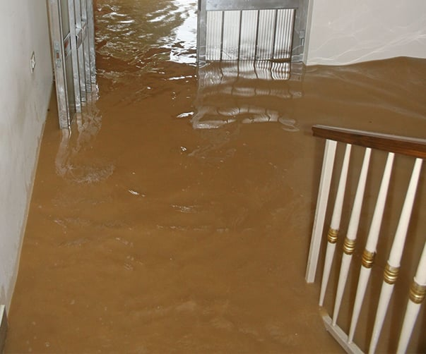 Flood Damage Miami FL